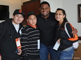 AT&T Park, SF Giants, San Francisco Giants, Pablo Sandoval