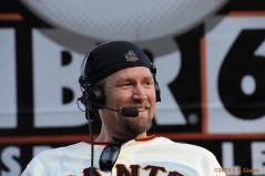 AT&T Park, SF Giants, San Francisco Giants, Fan Fest, Aubrey Huff