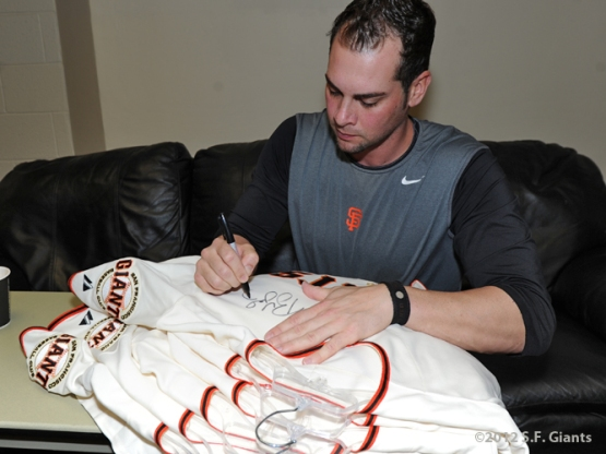 Ryan Vogelson, S.F. Giants, San Francisco Giants, Spring Training, Community