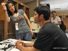 S.F. Giants, San Francisco Giants, Spring Training, Javier Lopez