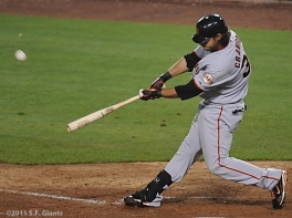 SF Giants, San Francisco Giants, Brandon Crawford