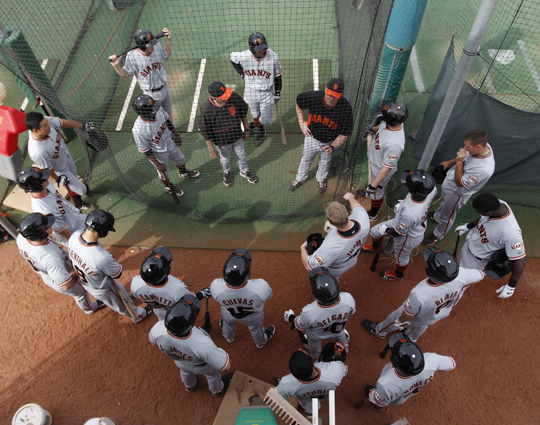 Team, S.F. Giants, San Francisco Giants, Photo