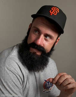 S.F. Giants, San Francisco Giants, Photo, Brian Wilson