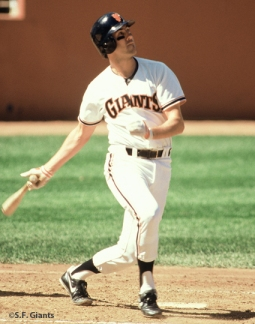 S.F. Giants, San Francisco Giants, Photo, Will Clark