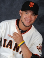 S.F. Giants, San Francisco Giants, Photo, Gregor Blanco