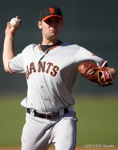 Brett Bochy, S.F. Giants, San Francisco Giants, Photo