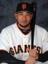 S.F. Giants, San Francisco Giants, Photo, Melky Cabrera
