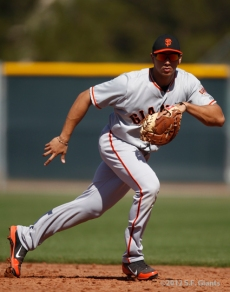 S.F. Giants, San Francisco Giants, Photo, Ricky Oropesa