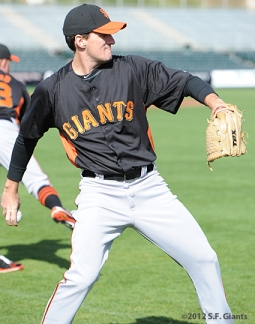 S.F. Giants, San Francisco Giants, Dan Otero