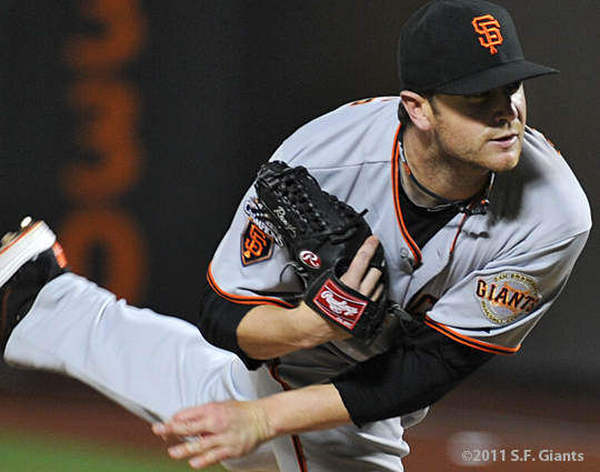 S.F. Giants, San Francisco Giants, Photo, Dan Runzler