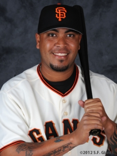 S.F. Giants, San Francisco Giants, Photo, Hector Sanchez