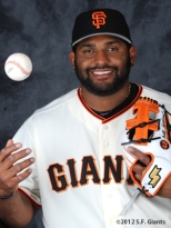 S.F. Giants, San Francisco Giants, Photo, Pablo Sandoval