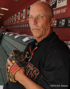 S.F. Giants, San Francisco Giants, Photo, 2012, Tim Flannery