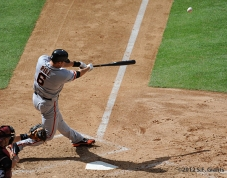 S.F. Giants, San Francisco Giants, 2012, Photo, Brett Pill