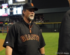 S.F. Giants, San Francisco Giants, Photo, 2012, Bill Hayes