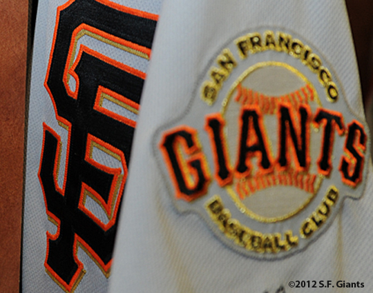 S.F. Giants, San Francisco Giants, Photo, 2012