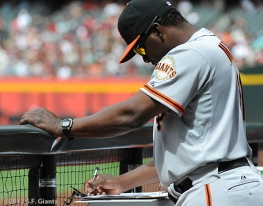 S.F. Giants, San Francisco Giants, Photo, 2012, Hensley Meulens