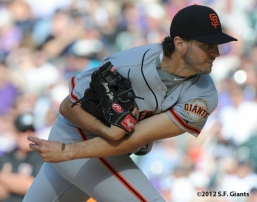 S.F. Giants, San Francisco Giants, 2012, Photo, Barry Zito,