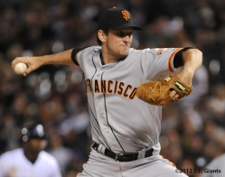 S.F. Giants, San Francisco GIants, 2012, Photo, Dan Otero
