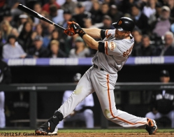 S.F. Giants, San Francisco Giants, 2012, Photo, Nate Schierholz