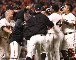 S.F. Giants, San Francisco Giants, Photo, 2012, Team