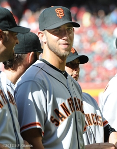 S.F. Giants, San Francisco Giants, Photo, Madison Bumgarner