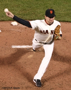 S.F. Giants, San Francisco Giants, Photo, 2012, Dan Otero