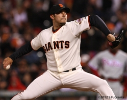 S.F. Giants, San Francisco Giants, 2012, Photo, Clay Hensely
