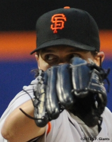 Photo, San Francisco Giants, S.F. Giants, 2012, Barry Zito