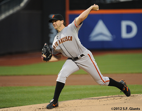 S.F. Giants, San Francisco Giants, 2012, Photo, Barry Ztio