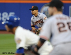 S.F. Giants, San Francisco, photo, 2012, emmanuel burriss
