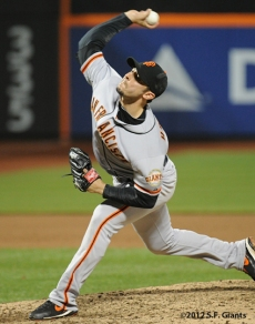 S.F. Giants, San Francisco Giants, 2012, Photo, Clay Hensley