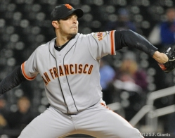 S.F. Giants, San Francisco Giants, Photo, 2012, Clay Hensley