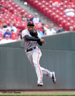 S.F. Giants, San Francisco Giants, 2012, photo, joaquin arias