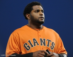 S.F. Giants, San Francisco Giants, 2012, photo, pablo sandoval
