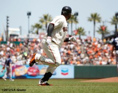 San Francisco Giants, S.F. Giants, photos, 2012, Pablo Sandoval