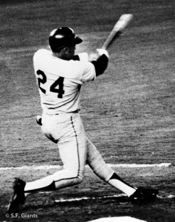 S.F. Giants, San Francisco Giants, Photo, Willie Mays