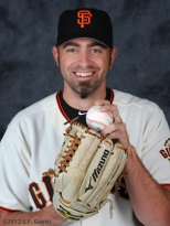 S.F. Giants, San Francisco Giants, Photo, Jeremy Affeldt