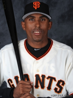 S.F. Giants, San Francisco Giants, photo, 2012, Joquin Arias