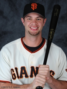 S.F. Giants, San Francisco Giants, Photo, Brandon Belt