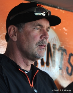 S.F. Giants, San Francisco Giants, Photo, Bruce Bochy
