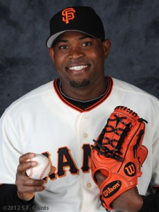 S.F. Giants, San Francisco Giants, Photo, Santiago Casilla