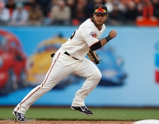 S.F. Giants, San Francsico Giants, Photo, Brandon Crawford