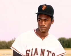George Foster, S.F. Giants, San Francisco Giants, photo