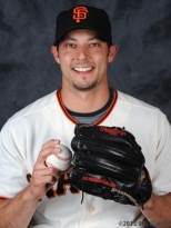 S.F. Giants, San Francisco Giants, Photo, Clay Hensley