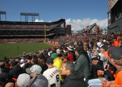 San Francisco Giants, S.F. Giants, photo, 2012, AT&T Park