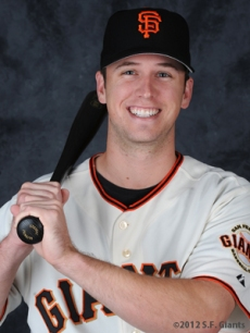 S.F. Giants, San Francisco Giants, Photo, Buster Posey
