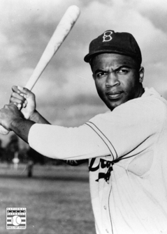 San Francisco Giants, S.F. Giants, National Baseball Library Photo, Jackie Robinson