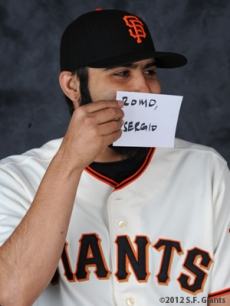S.F. Giants, San Francisco Giants, Photo, Sergio Romo
