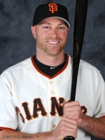 S.F. Giants, San Francisco Giants, Photo, Nate Schierholtz